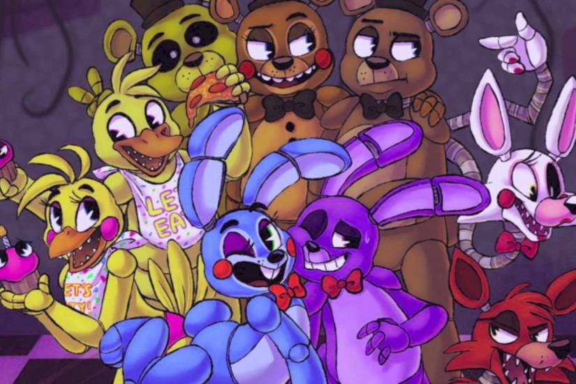 fnaf background 1920x1080 for ipad pro