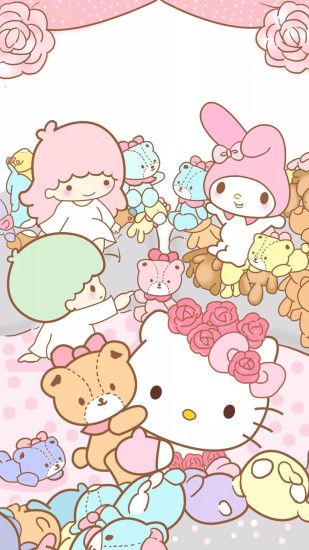 Hello Kitty & My Melody & Kiki ...