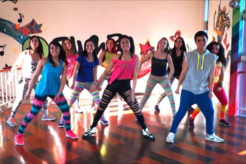Zumba Dance Wallpaper