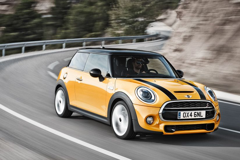 2014 Mini Cooper S HD Photo Wallpapers
