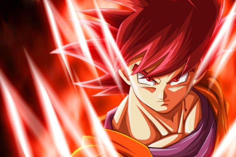 Goku Kamehameha Wallpaper ①