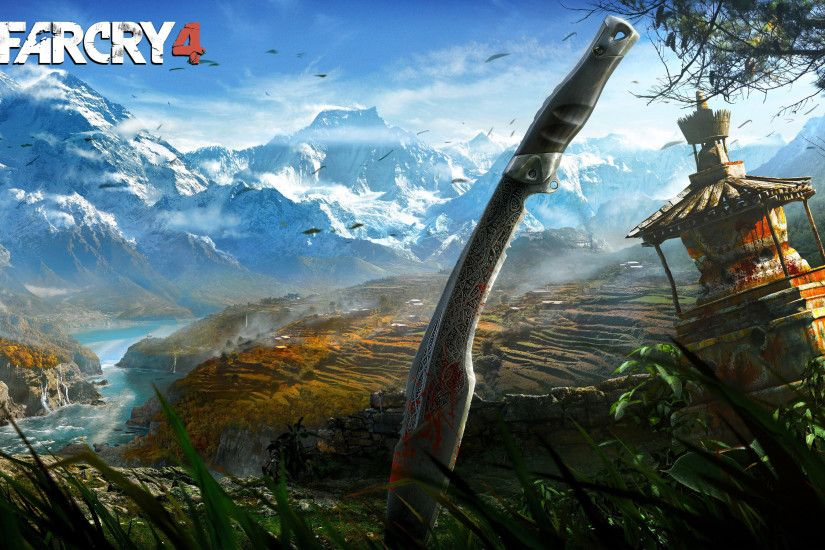 Bridge Far Cry 4 Landscape · HD Wallpaper | Background ID:618027