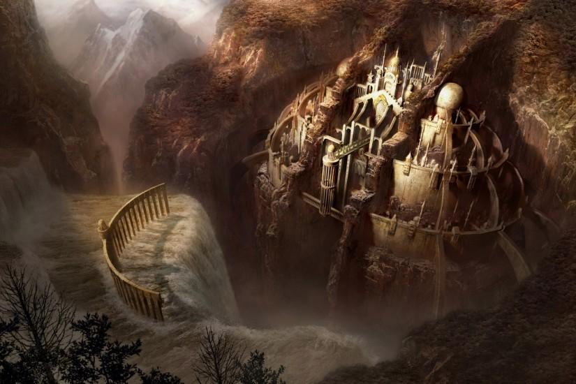 Numenor people | Fantasy Castle wallpapers and images