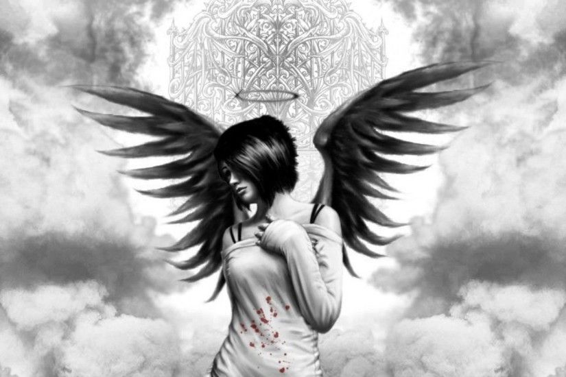 684 Angel HD Wallpapers | Backgrounds - Wallpaper Abyss