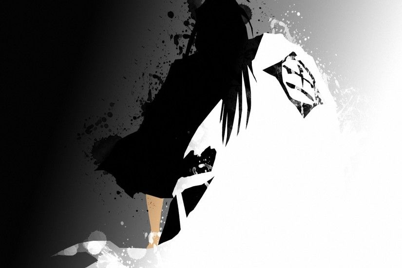 bleach shinigami anime HD backgrounds - desktop wallpapers