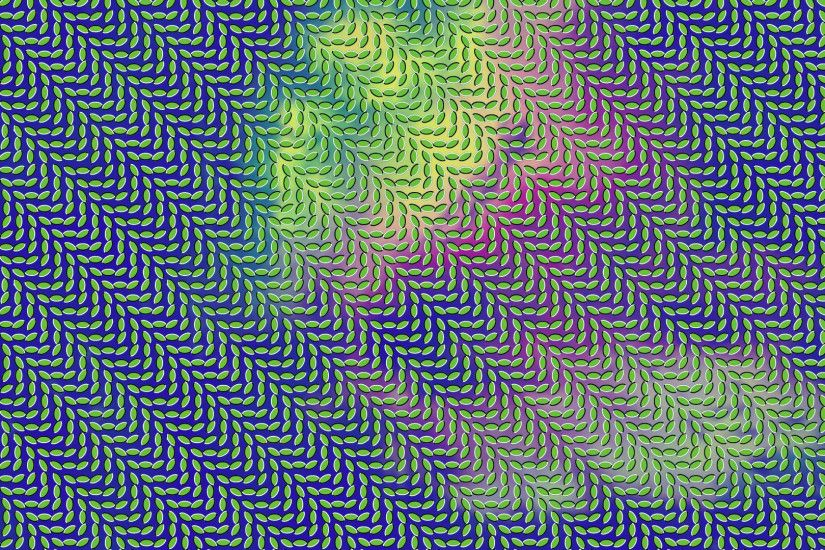 Preview wallpaper optical illusion, colorful, surface, line, light 1920x1080