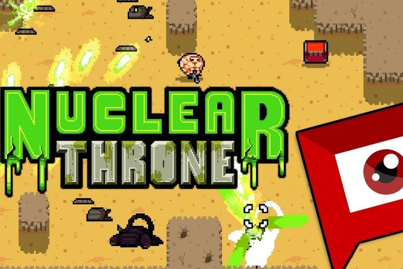... NUCLEAR THRONE action sci-fi family cartoon fighting apocalyptic  wallpaper