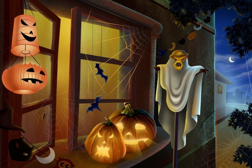 Halloween Desktop Themes | Spooky Halloween Desktop Themes
