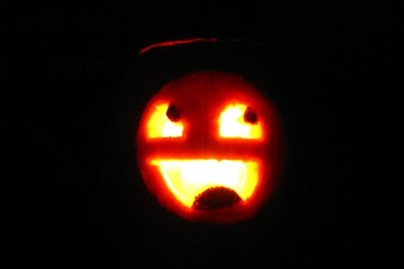 Awesome Face Jack O Lantern