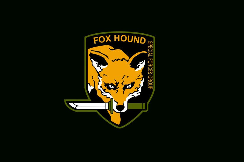 Metal Gear Solid FOX HOUND - Wallpaper