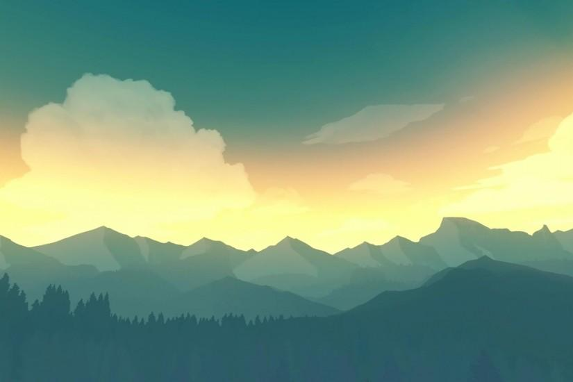 most popular firewatch wallpaper 1920x1080 for android tablet