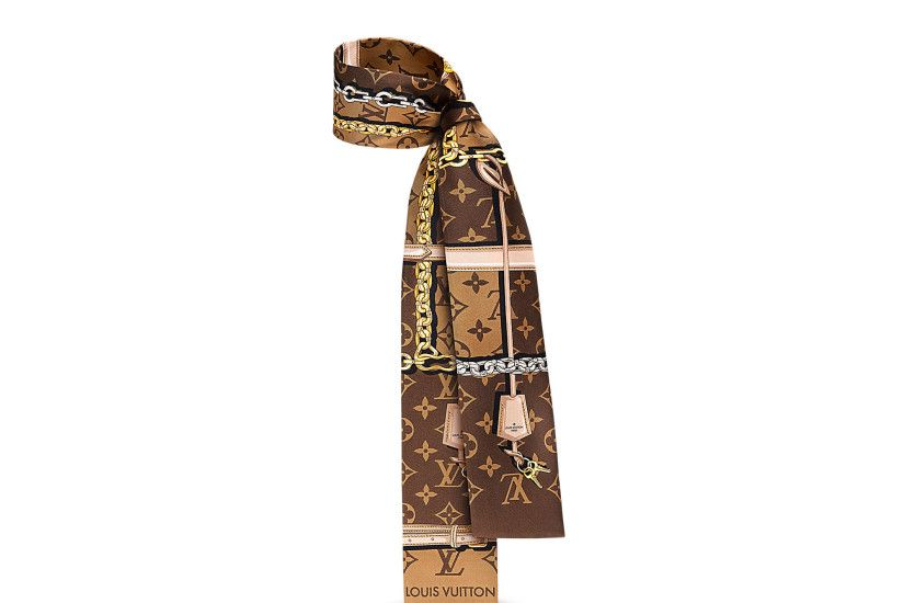 Monogram Confidential bandeau in WOMEN's ACCESSORIES SCARVES, SHAWLS & MORE  collections by Louis Vuitton