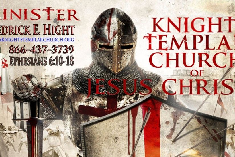 2 Timothy 1 9 A Knights Templar Church of Jesus Christ
