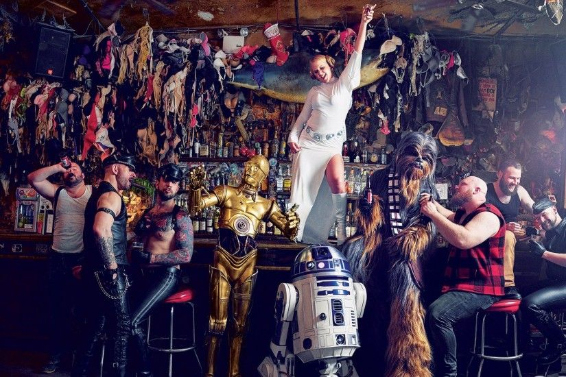 Original C-3PO and other Droids