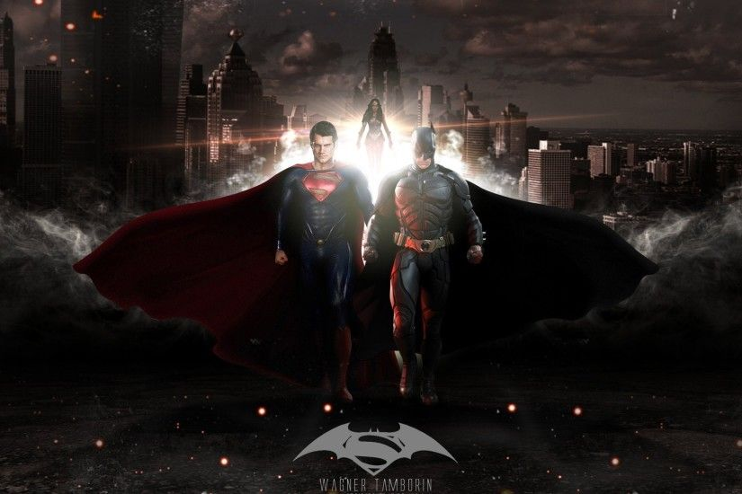 Batman v Superman Dawn of Justice 2016 Wallpapers