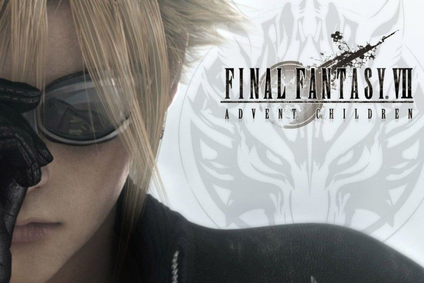 Final Fantasy vii Advent Children hd Wallpaper | HD Wallpapers .