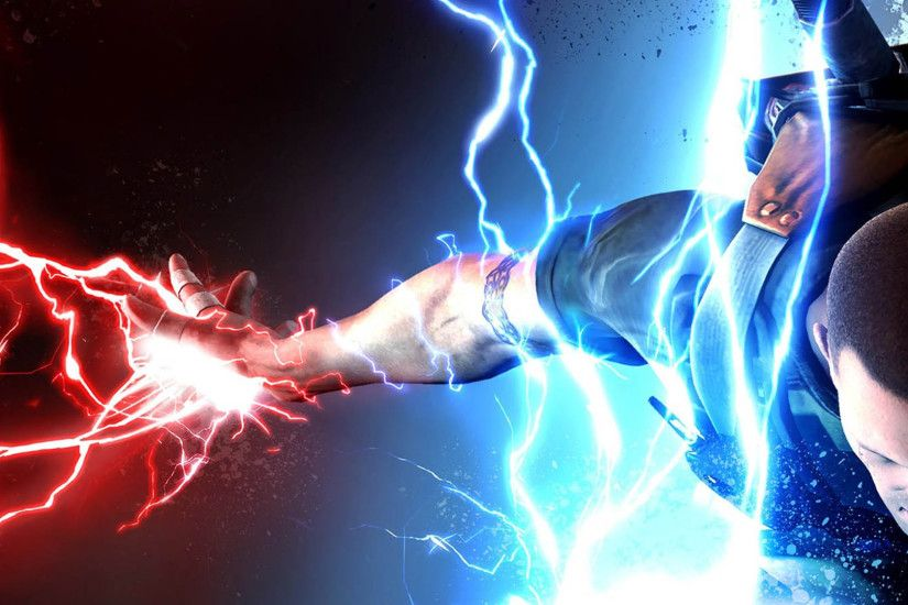 Free Infamous 2 Wallpaper in 1920x1080
