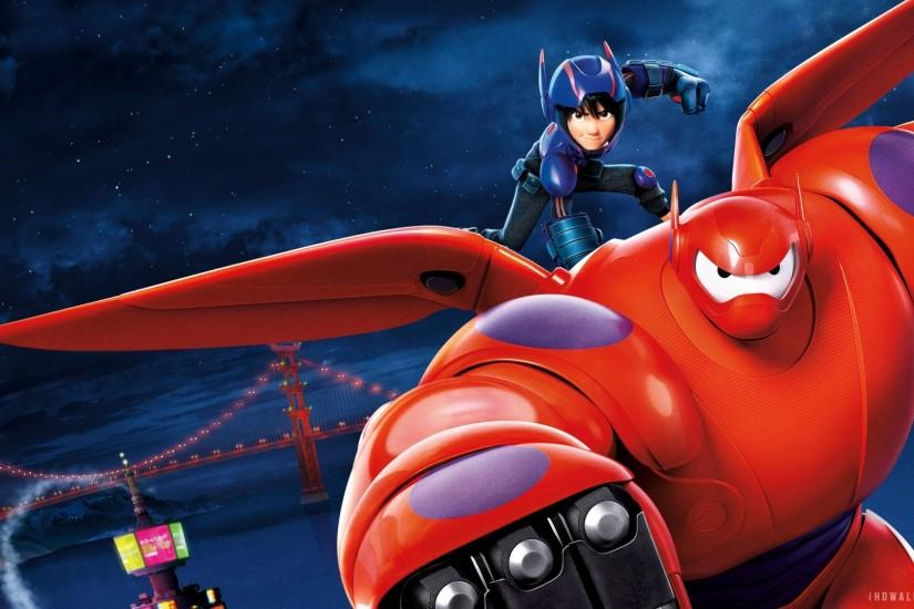 ... Big-Hero-6-Movie-Hiro-and-Baymax-HD- ...