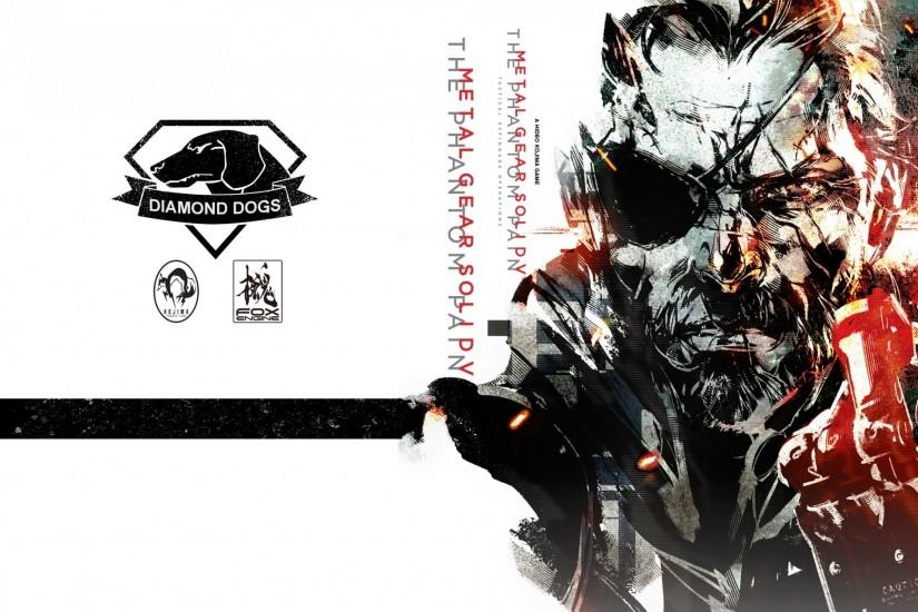 metal gear solid v: the phantom pain mgs konami art metal gear solid v the