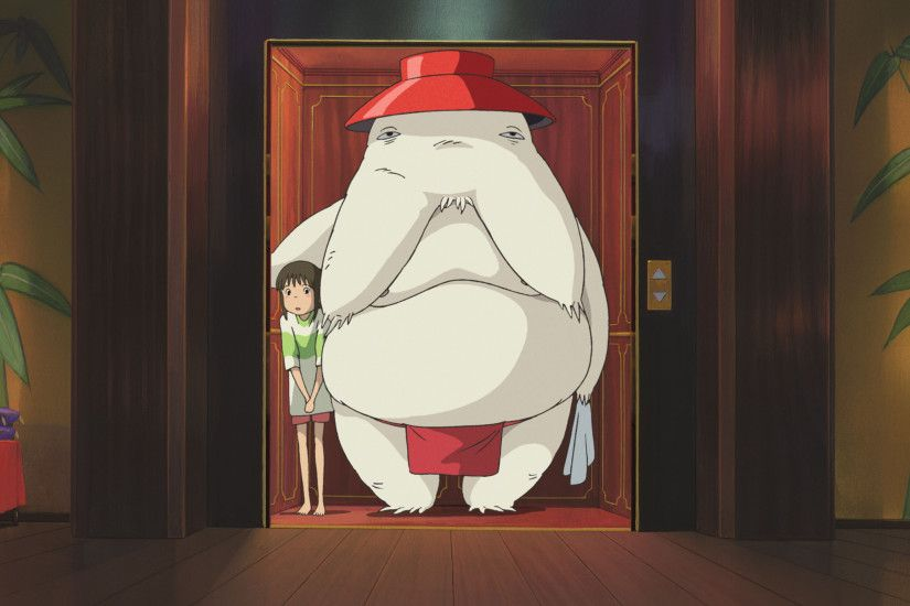 Movie - Spirited Away Wallpaper