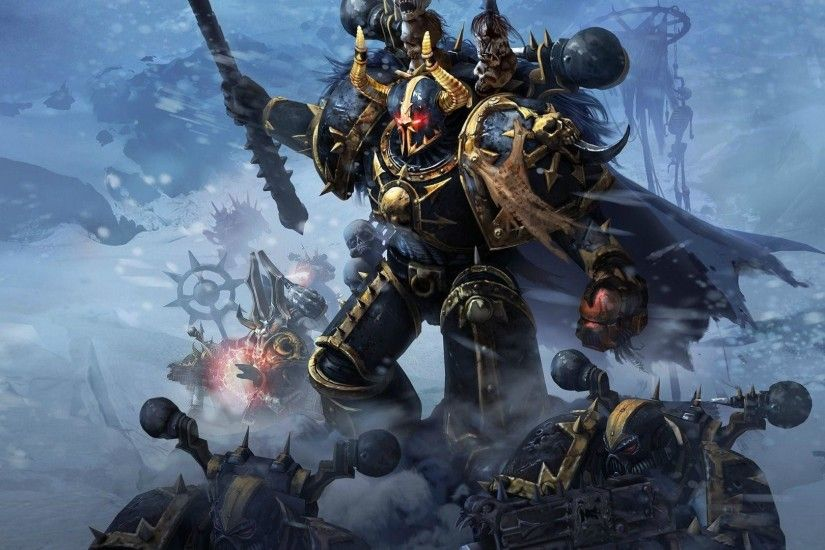 Warhammer 40,000: Space Marine wallpaper - Game wallpapers - #