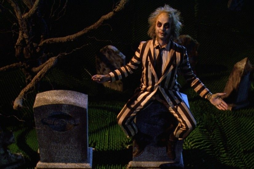 Beetlejuice, Michael Keaton, Tim Burton Wallpapers HD / Desktop and Mobile  Backgrounds