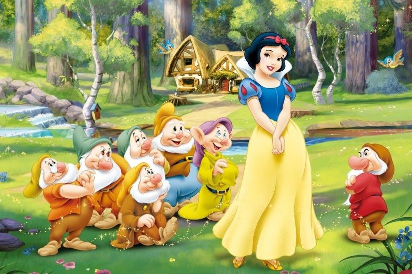 Snow White and the Seven Dwarfs · HD Wallpaper | Background Image ID:452421