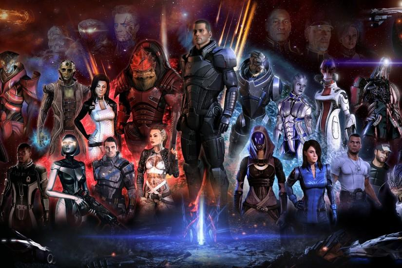 full size mass effect wallpaper 2560x1440 for meizu