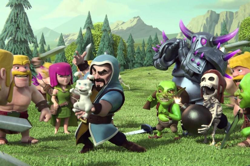 gorgerous clash of clans wallpaper 1920x1080 for android 40