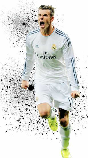 Gareth Bale iPhone Wallpapers by George Dixon #4