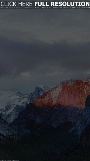 Apple El Capitan OSX Mac Mountain Wwdc Art Android wallpaper - Android HD  wallpapers