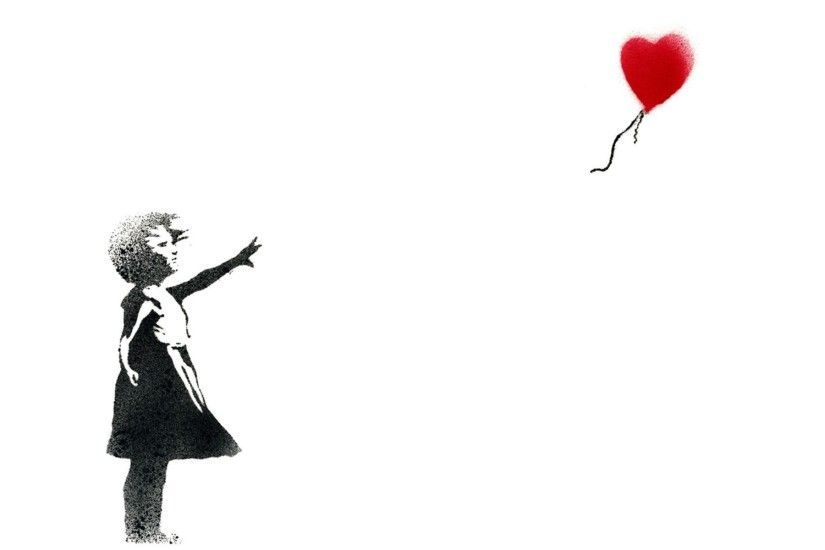 Banksy Hd Wallpaper: Banksy HD Wallpaper ·① WallpaperTag