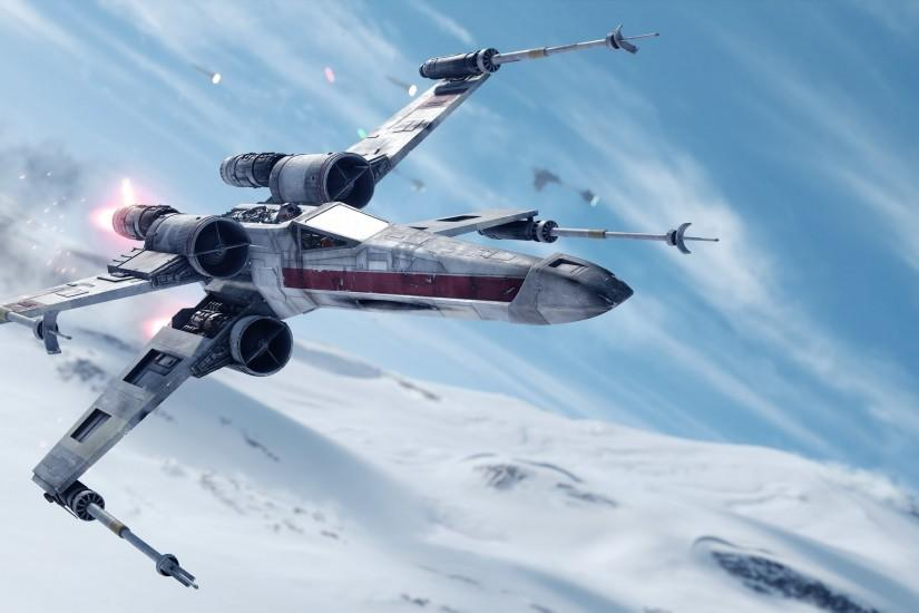 Star Wars X Wing Wallpaper Pictures to Pin on Pinterest - PinsDaddy