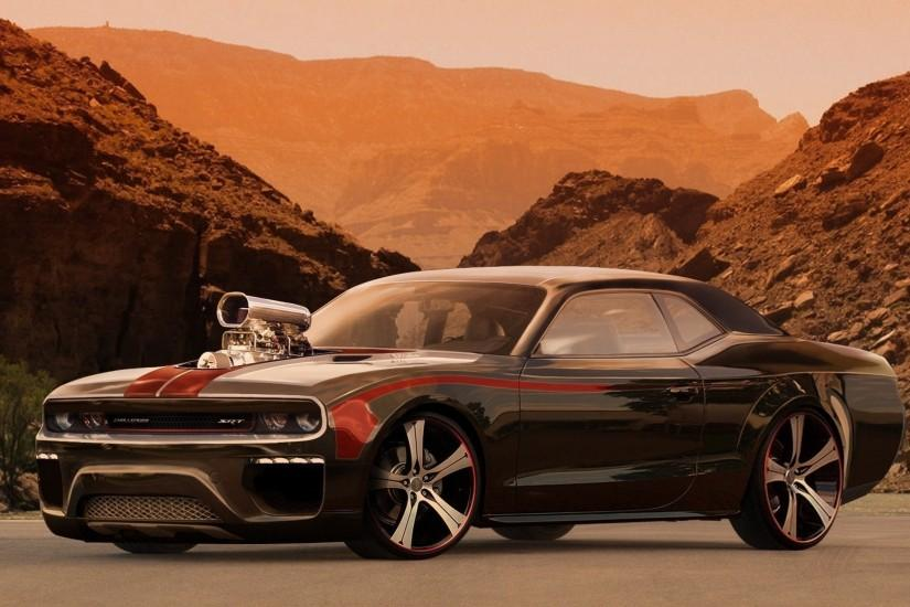 Dodge Challenger Wallpaper 8067