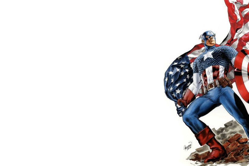 243 Captain America HD Wallpapers