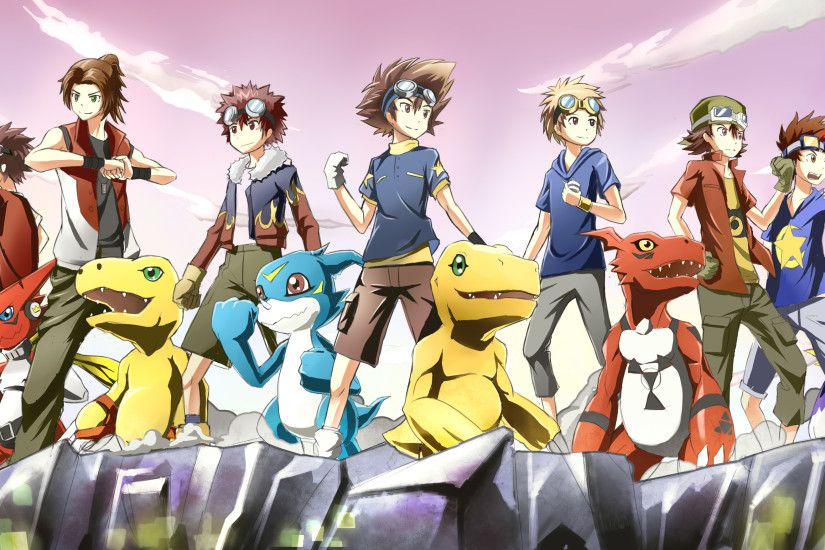 Digimon Adventure · download Digimon Adventure image
