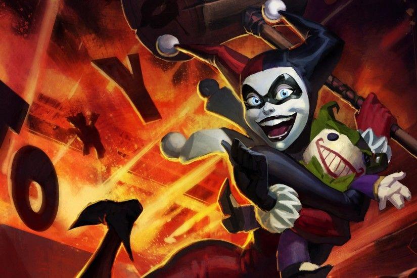 Joker And Harley Quinn Wallpaper ·① WallpaperTag