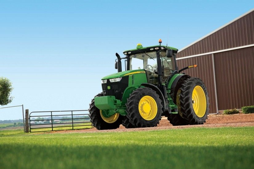 John Deere HD Wallpaper