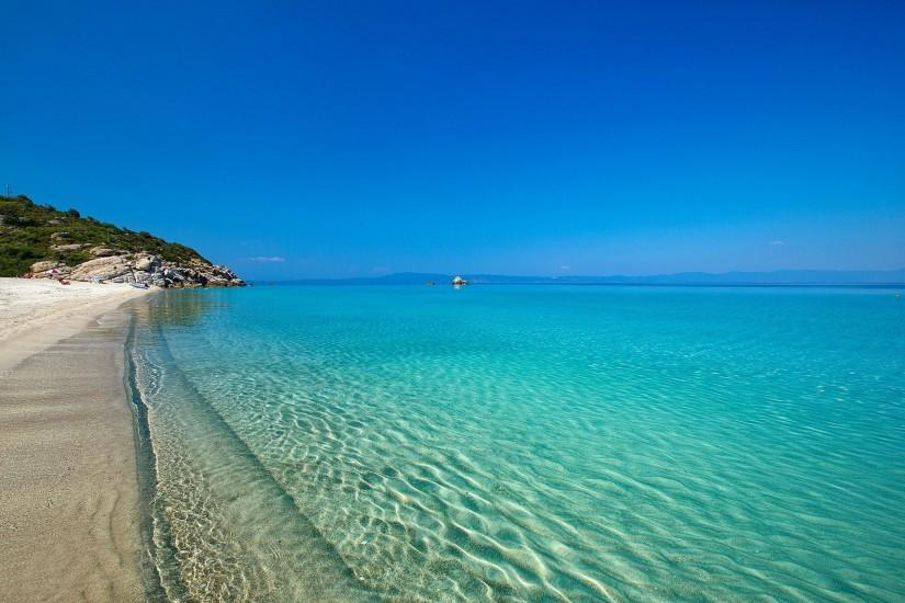 <b>Greece Beach Wallpapers</b> High Quality : Nature <b