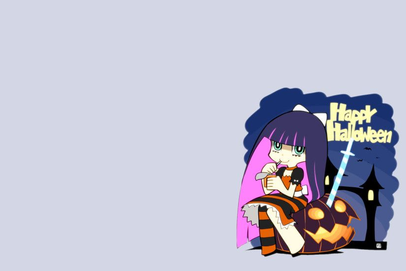 Anime - Panty & Stocking with Garterbelt Wallpaper