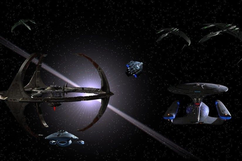 HD Deep Space Star Trek Futuristic Television Sci Fi Spaceship HD  Background Wallpaper