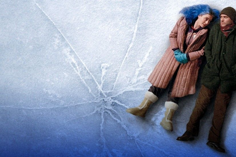 ice kate winslet sunlight jim carrey eternal sunshine of the spotless mind  1920x1080 wallpaper Art HD