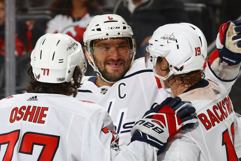 Capitals' Alex Ovechkin sets NHL record with vintage overtime goal | NHL |  Sporting News