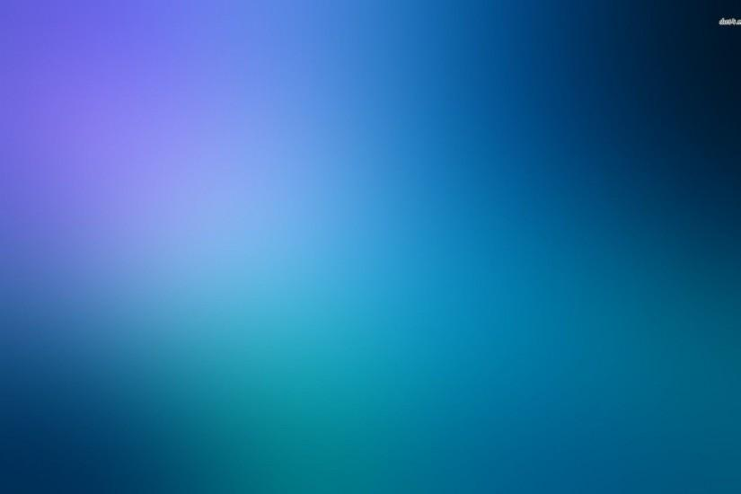Blue gradient wallpaper - Abstract wallpapers - #
