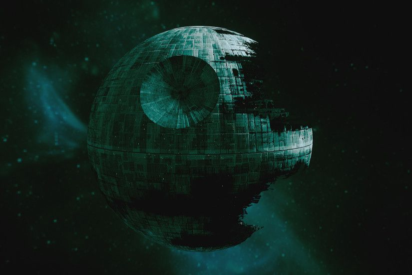 Death Star II Sketchfab Viewer