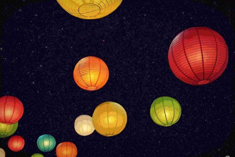 Chinese lanterns wallpaper - Unsorted - Other - Wallpaper Collection