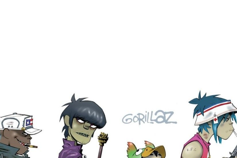 ... 4K Ultra HD Gorillaz Wallpapers HD, Desktop Backgrounds 3840x2160 .