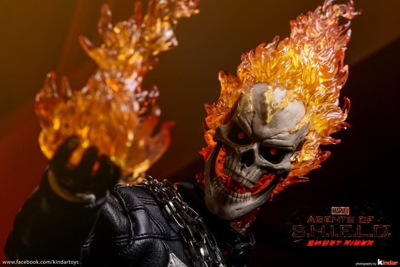 Hot Toys Ghost Rider 16