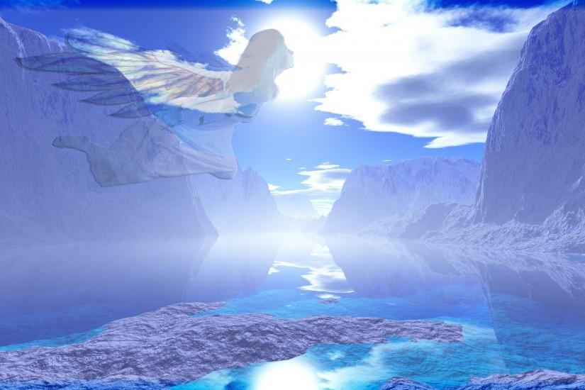 Blue_Heaven_Wallpaper_by_1footonthedawn