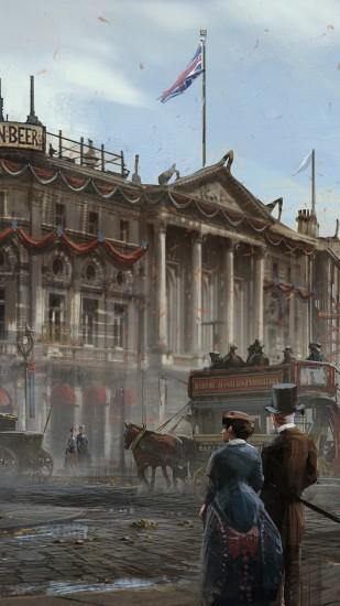 assassins creed syndicate wallpaper 1080x1920 download